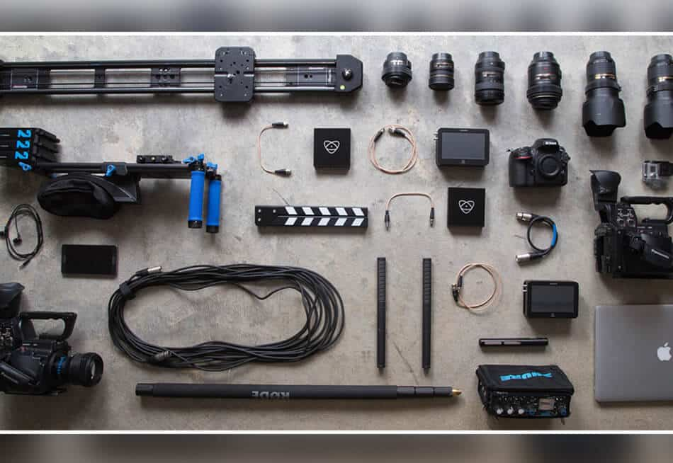 Photography Equipment Hire London