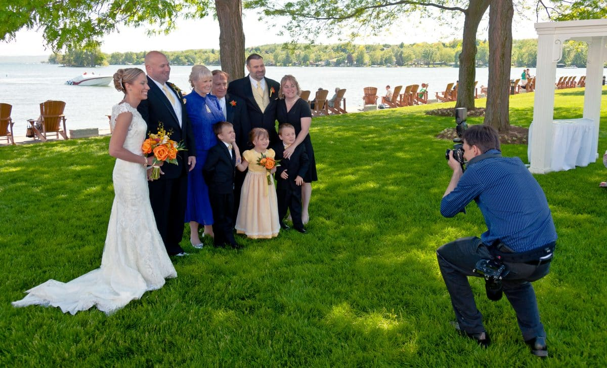 wedding photography isn't easy, but these steps will help you to excel as a wedding photographer