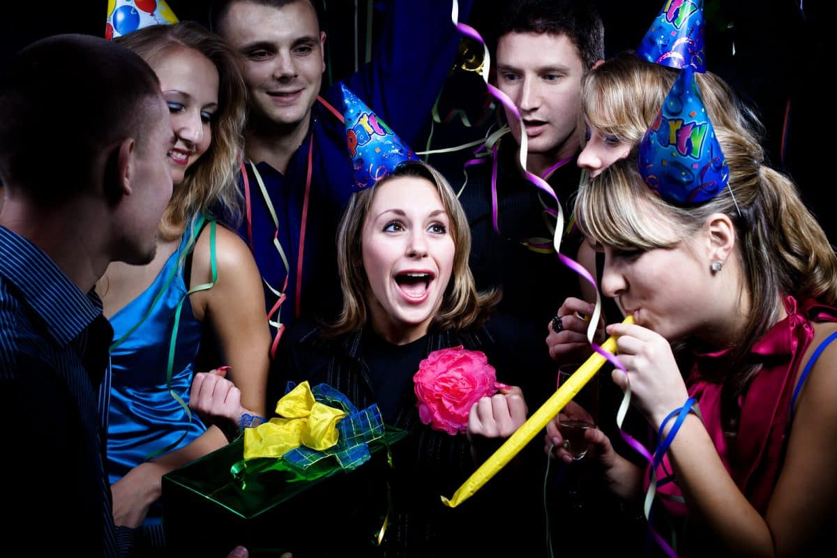 How to Take Party Photos