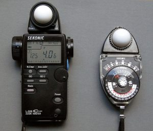 How to Use Light Meters