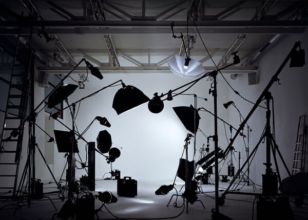 What do you need to have in a photo studio