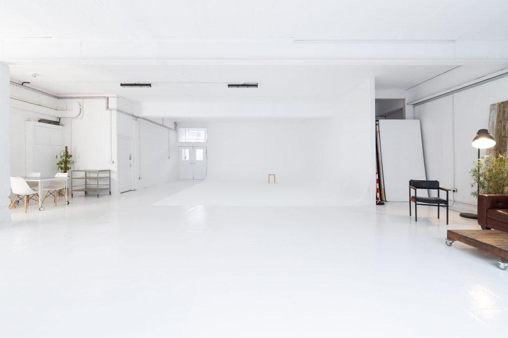 Photographic Studio Rental East London