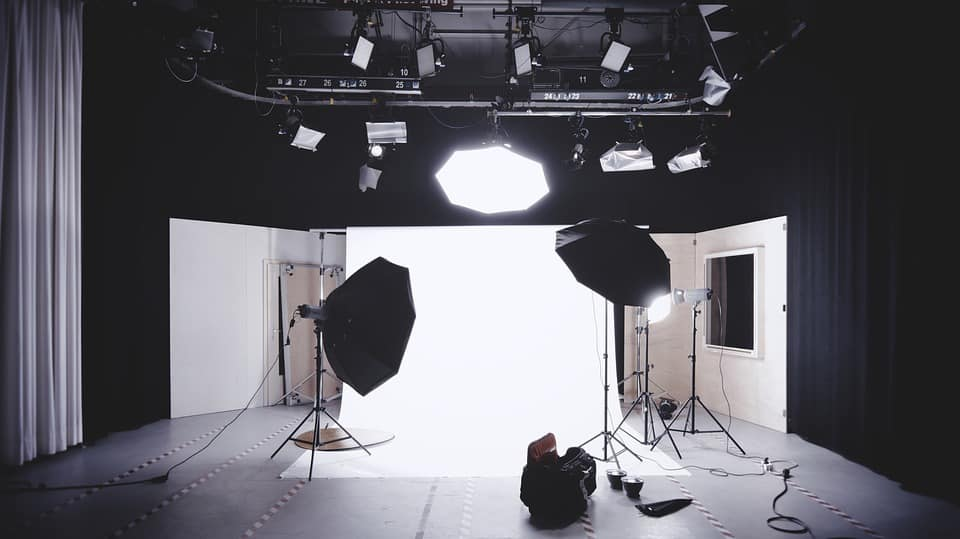 photography studio in London