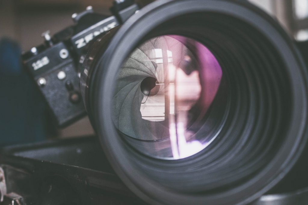 get started with photography