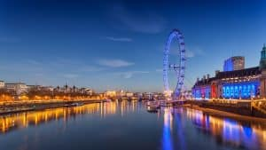 Night Photography - London