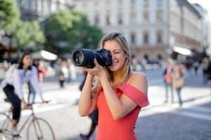 street candid photographer